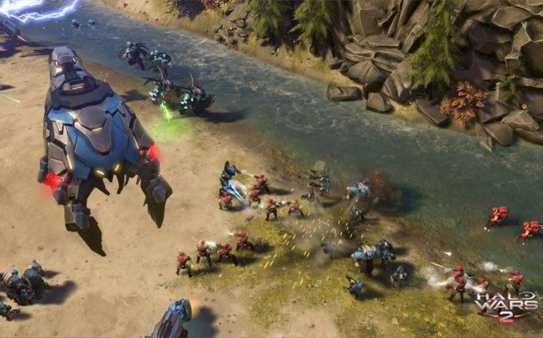 Обзор Halo Wars